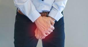 Symptoms of prostatitis